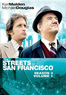STREETS OF SAN FRANCISCO:SEASON 3 V1 BY STREETS OF SAN FRANC (DVD)